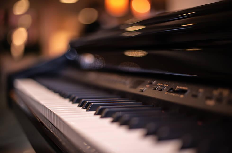 Unterhaltungsprogramm mit Musik im Kurzentrum Weißenstadt
