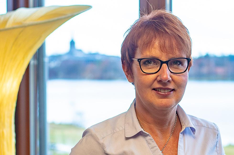 Kurzentrum Weissenstadt –Restaurantleiterin Eva Persicke