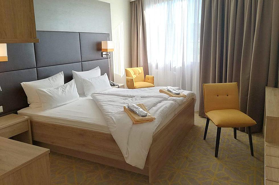 Deluxe Suite für einen erholsamen Gesundheitsurlaub