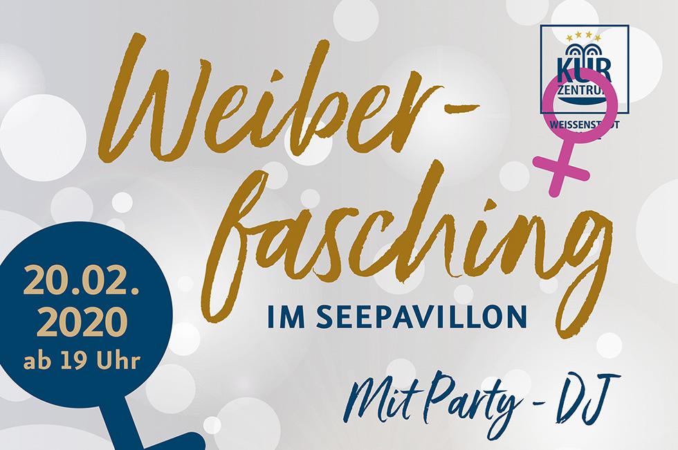 Weiberfasching 2020 Kurzentrum Weißenstadt